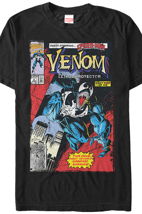 Venom Lethal Protector Part Two T-Shirt