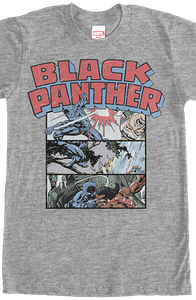 Collage Black Panther T-Shirt