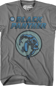 Dangerous Black Panther T-Shirt