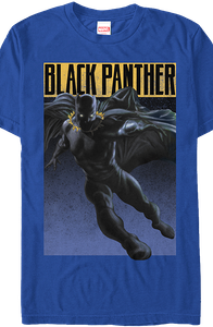 King of Wakanda Black Panther T-Shirt