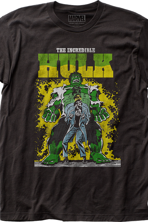 Transforming Incredible Hulk T-Shirt