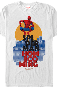 Spider-Man Homecoming T-Shirt