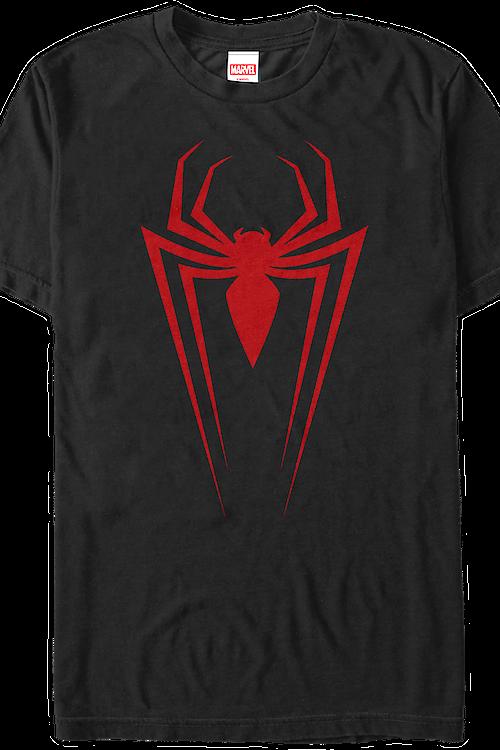 219426088 Logo Spider-Man T-Shirt: Marvel Comics Mens T-Shirt