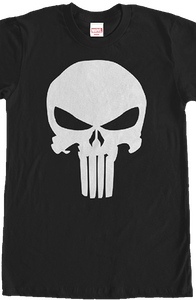 Logo Punisher T-Shirt