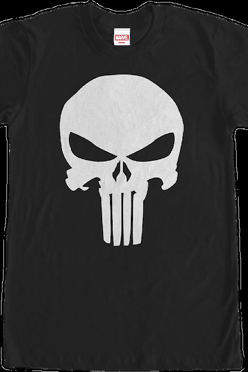 7d4add40264ef Logo Punisher T-Shirt