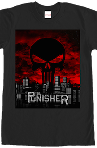 Skyline Punisher T-Shirt