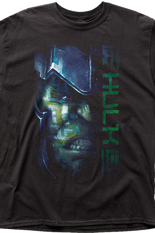 Incredible Hulk Thor Ragnarok T-Shirt