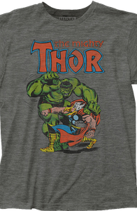 Hulk vs. Thor T-Shirt