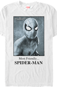 Marvel Spider-Man Yearbook T-Shirt