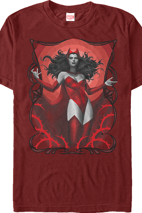 Scarlet Witch Shirt