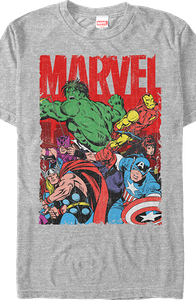 Marvel's The Avengers T-Shirt