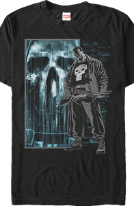 Skull Logo Punisher Shirt