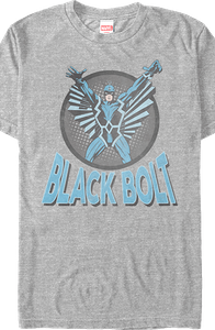Marvel Black Bolt T-Shirt