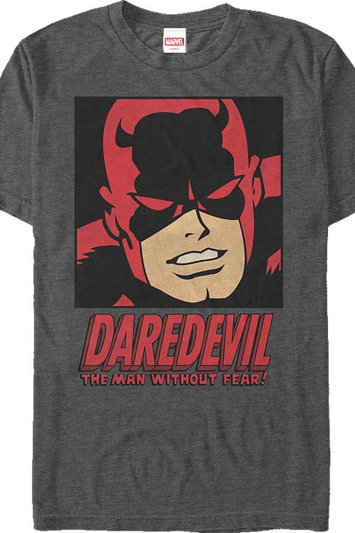 Marvel Daredevil Face T-Shirt