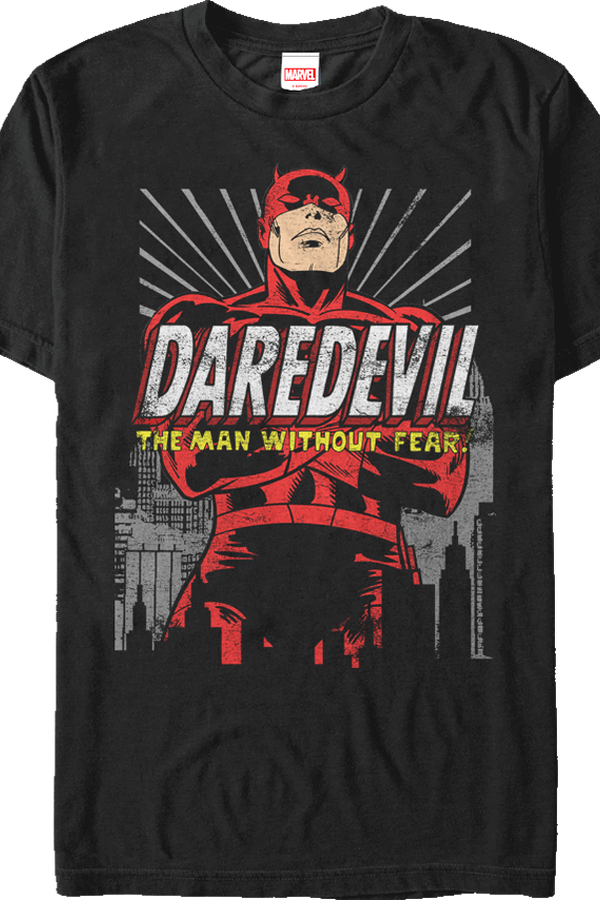 Man Without Fear Daredevil T-Shirt