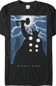 Thor God of Thunder T-Shirt