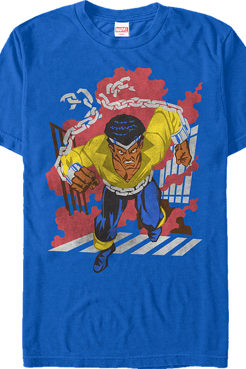 Marvel Luke Cage Chain T-Shirt