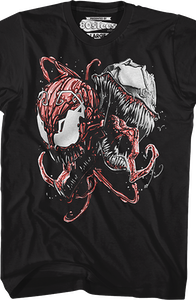 Marvel Carnage and Venom T-Shirt