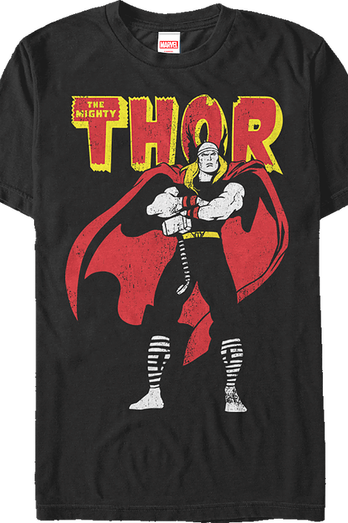 Mighty God of Thunder Thor T-Shirt