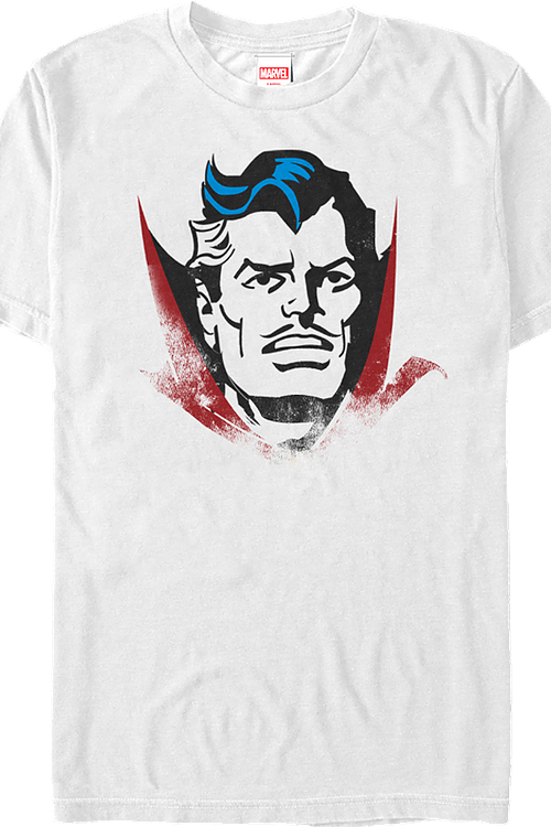 Marvel Doctor Strange Face T-Shirt