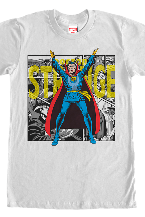 Marvel Doctor Strange Comic T-Shirt