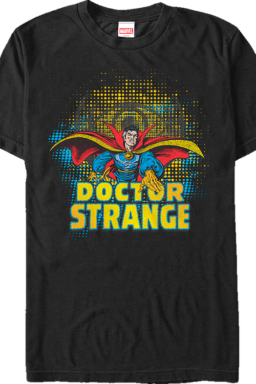 Marvel Doctor Strange Flying T-Shirt
