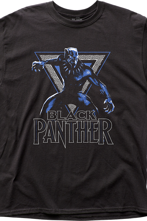 Long Live the King Black Panther T-Shirt