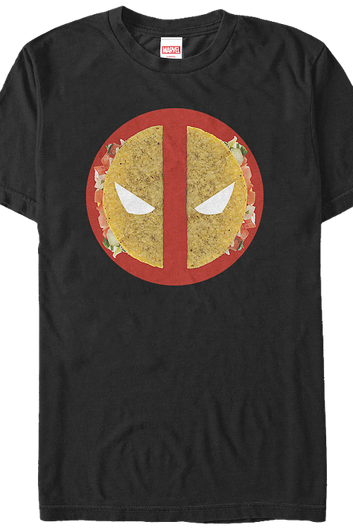Taco Logo Deadpool T-Shirt
