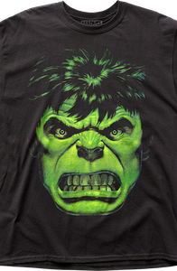 Big Face Incredible Hulk T-Shirt
