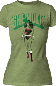 Junior She-Hulk Shirt