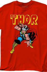 When Meet the Immortals Thor T-Shirt