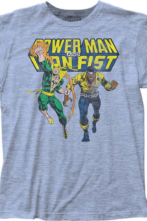Power Man and Iron Fist T-Shirt
