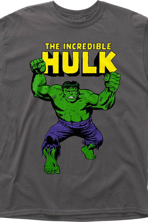Charging Incredible Hulk T-Shirt