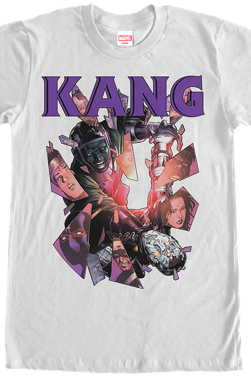 Shattered Kang the Conqueror T-Shirt