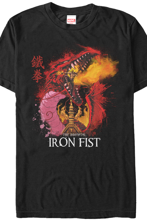 Immortal Iron Fist T-Shirt