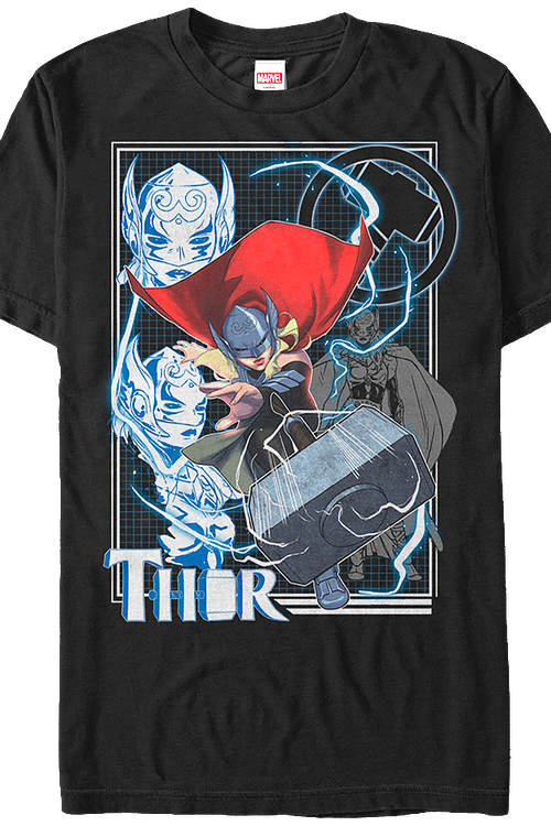 Jane Foster Thor T-Shirt