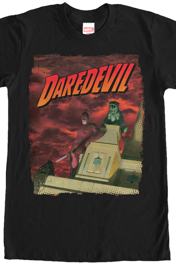 Rooftop Daredevil T-Shirt