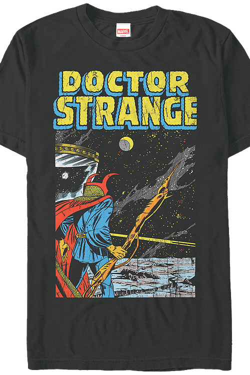 Outer Space Doctor Strange T-Shirt