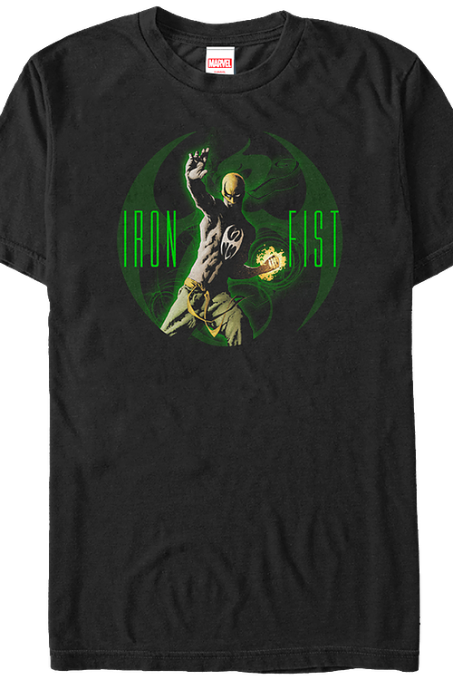 Mystical Chi Iron Fist T-Shirt