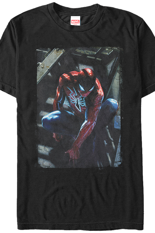In the Shadows Spider-Man T-Shirt