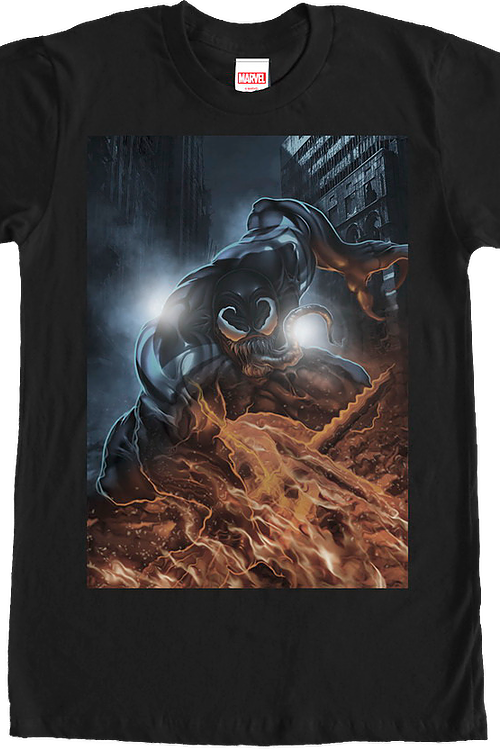 Venom Marvel Comics T-Shirt