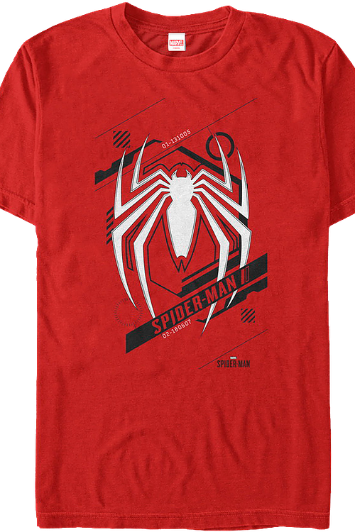 Advanced Logo Spider-Man T-Shirt