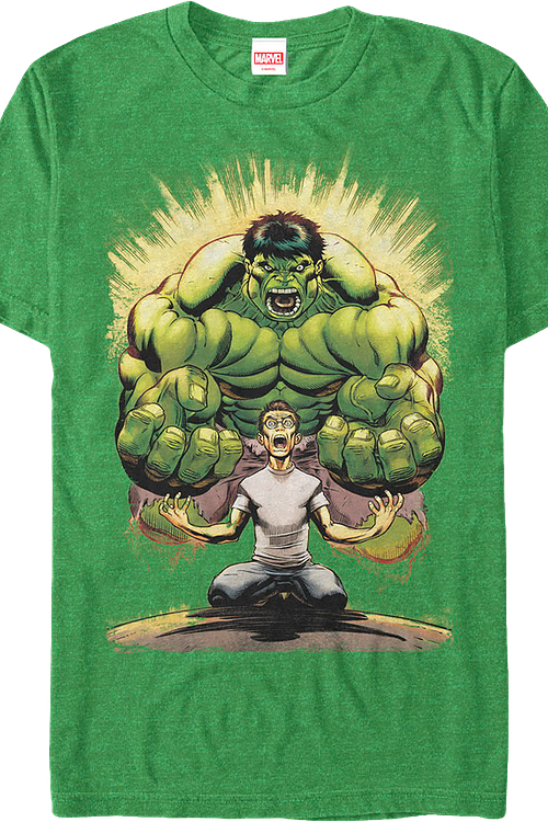 Monster Within Incredible Hulk T-Shirt