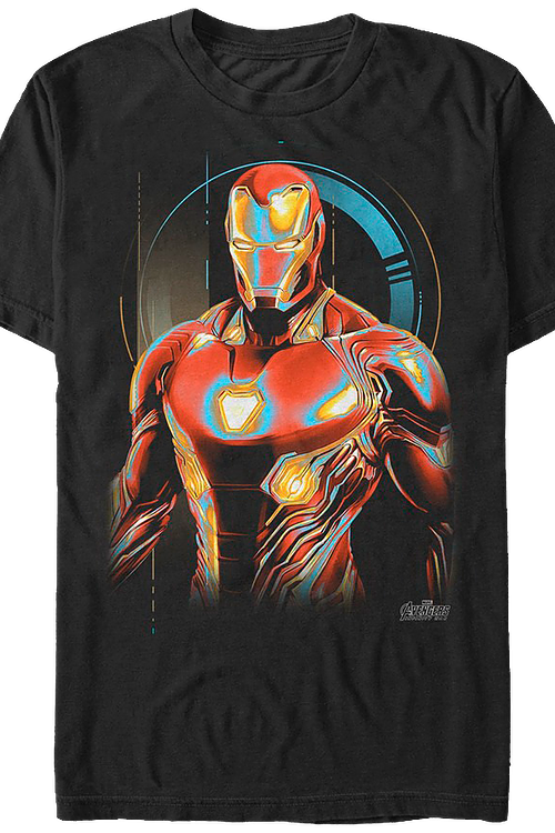 Iron Man Avengers Infinity War T-Shirt