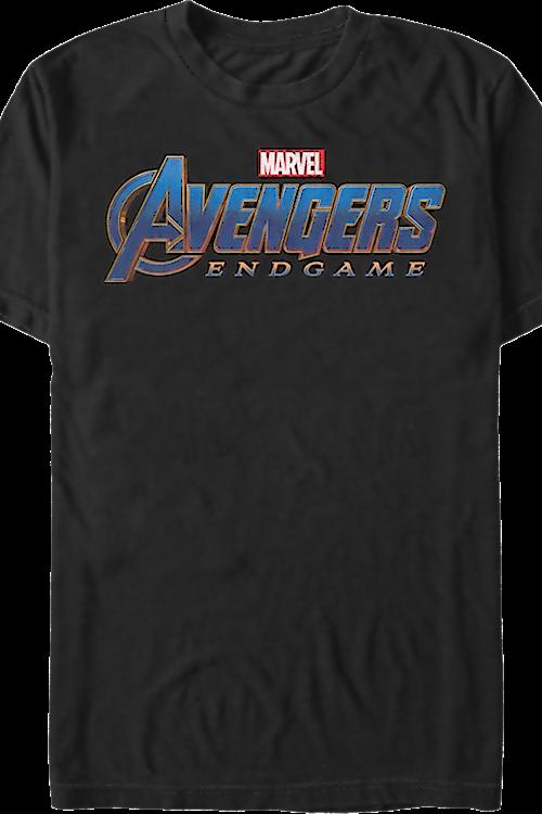 fc3f12a66 Avengers Endgame T-Shirt: Avengers Mens T-Shirt