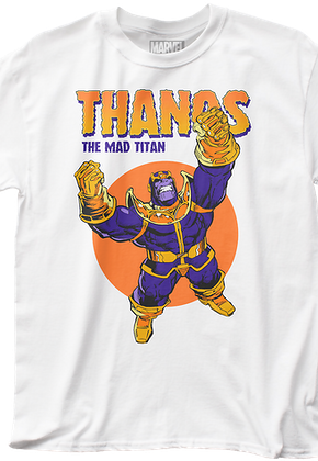 8e5803c37469 Mad Titan Thanos T-Shirt