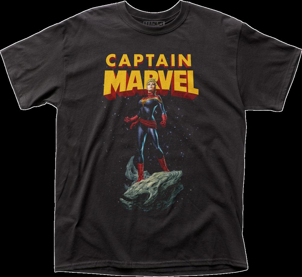 Marvel comics t shirts retro