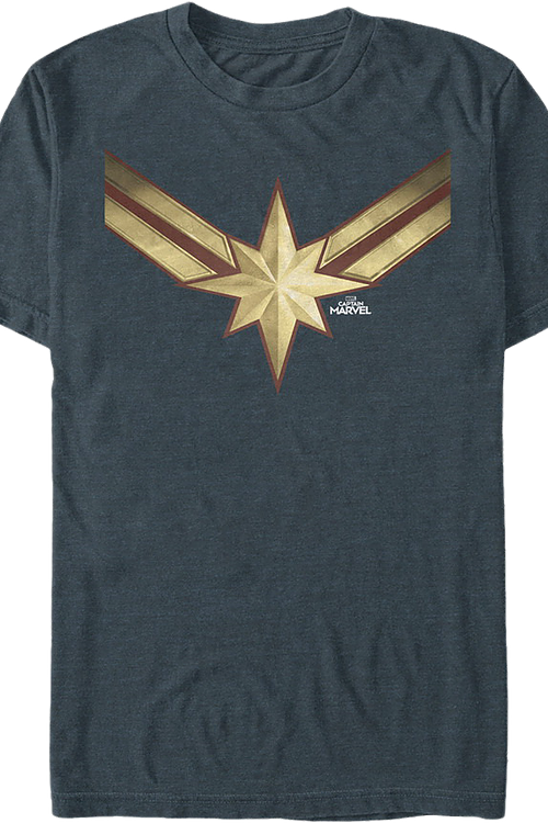 Captain Marvel Costume T Shirt Men S When earth is caught in the middle of an intergalactic conflict between two alien. 80s tees