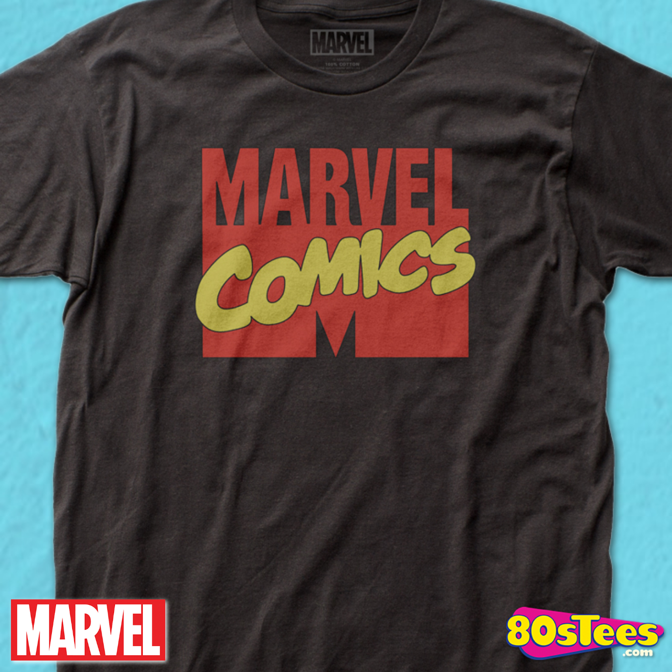 marvel comics t shirts
