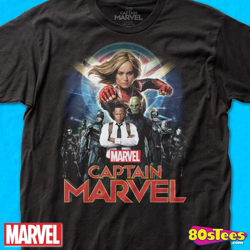 d17573a96c7 Cast Captain Marvel T-Shirt Men s